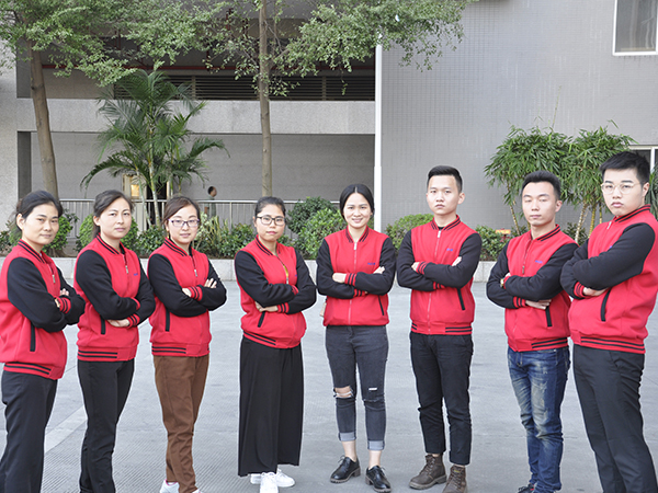 HDX team photo