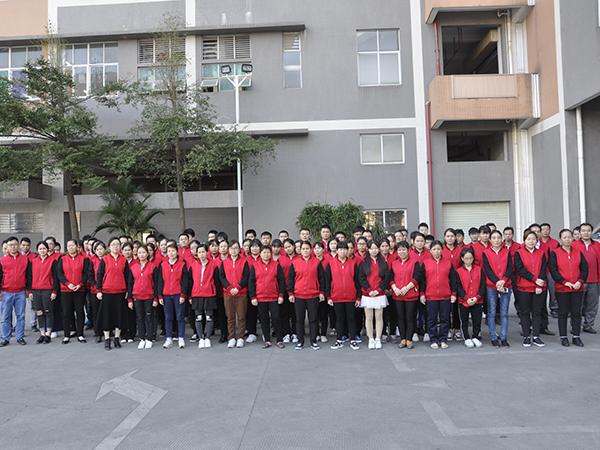 HDX group photo