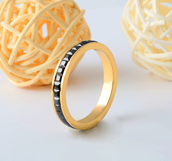 Steel ring sample