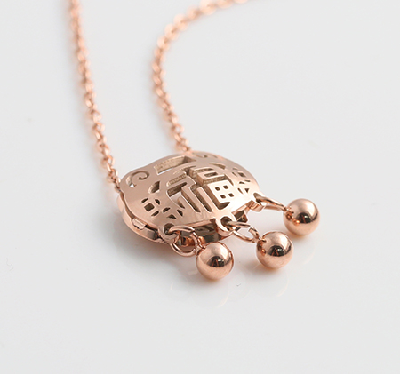 Long life lock pendant