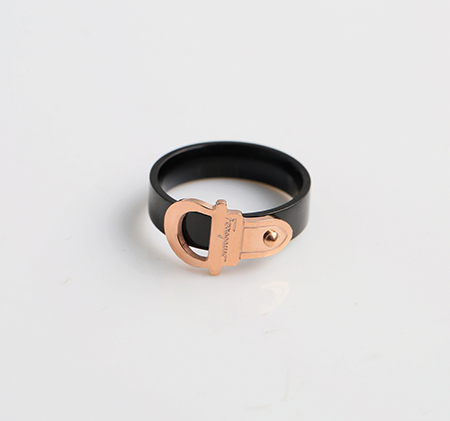 Fashion creative stainless steel ring