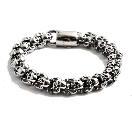 Men's Fashion Titanium Steel Bracelet